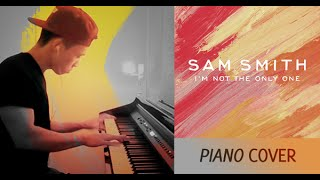 I'm Not The Only One (piano cover by Ducci, lyrics)