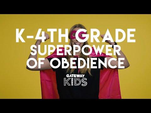 Gateway Kids Elementary Church Experience  Apr 25-26