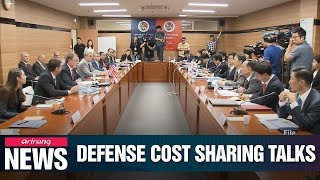 Chiefs of former defense cost sharing talks meet in Seoul on Tuesday to help prepare ...