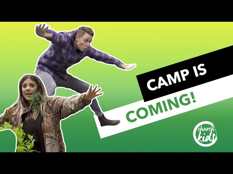 ChurchKids: Camp Is Coming!