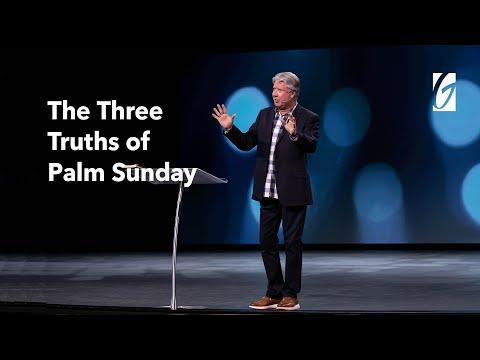 Gateway Church Live  3 Truths of Palm Sunday  Apr 1819