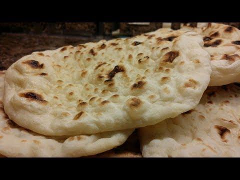 خبز عراقي بدون تنور وبدون فرن ..وبدقيقتين (رمضان 2017) - default