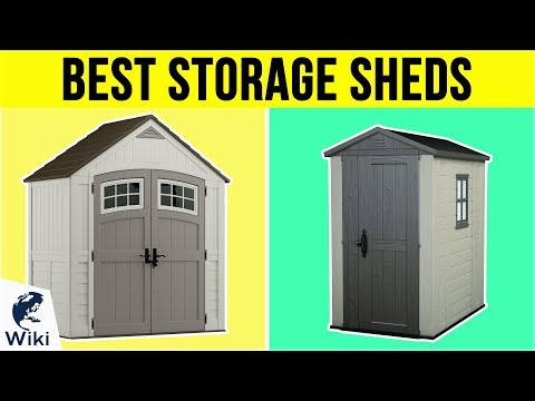 10 Best Storage Sheds 2019 - UCXAHpX2xDhmjqtA-ANgsGmw