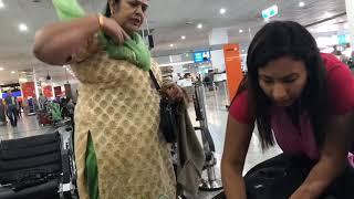 Overload Samaan |  | Mr Sammy Naz | Naz Gill | Tayi Surinder Kaur | Punjabi Funny Video