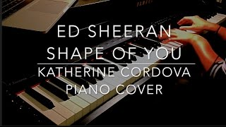 Shape of You (HQ piano cover) Divide