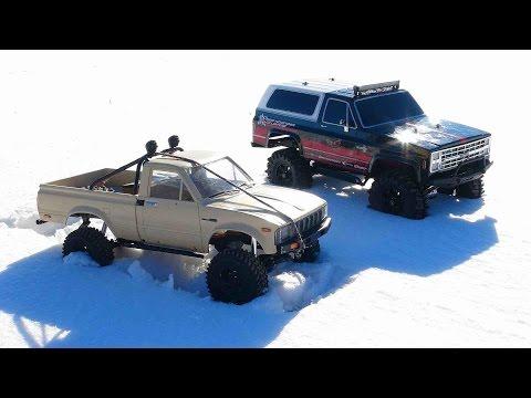 RC ADVENTURES - Trail Finder 2 Toyota Hilux 4x4 & Vaterra Ascender Chevy K5 Blazer Trucks - UCxcjVHL-2o3D6Q9esu05a1Q