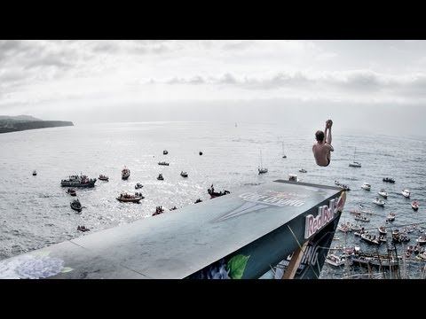 Cliff Diving in Portugal - Highlights - Red Bull Cliff Diving 2013 - UCblfuW_4rakIf2h6aqANefA