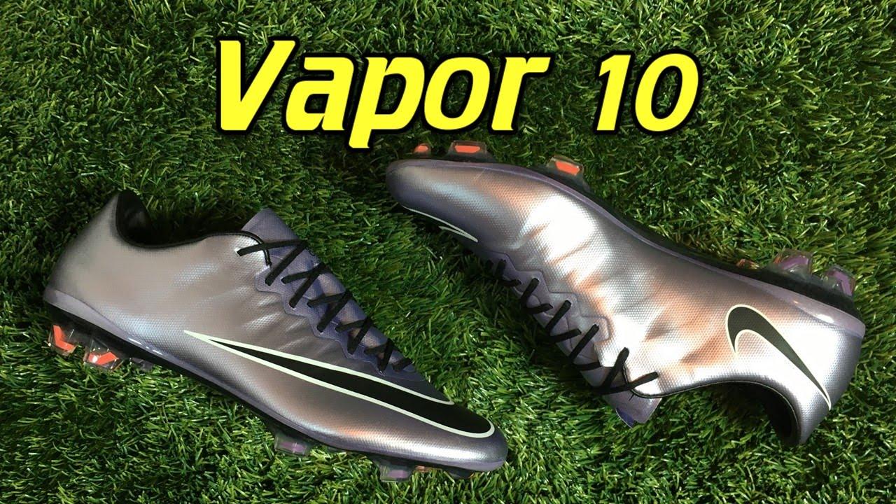 finest selection d3e9e 0d8e4 Nike Mercurial Vapor 10 (Liquid Chrome Pack) Urban Lilac ...