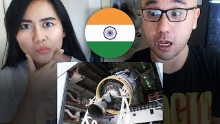 Indonesians React To Behind-the-scenes of Chandrayaan 2 | ISRO OFFICIAL