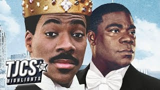 Coming To America Sequel Adds Tracy Morgan