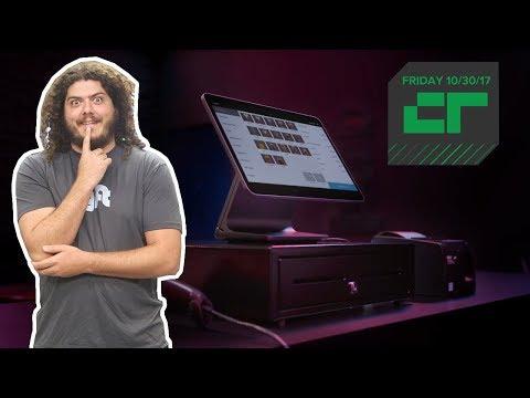 Square Announces the $999 'Professional' Register   Crunch Report - UCCjyq_K1Xwfg8Lndy7lKMpA