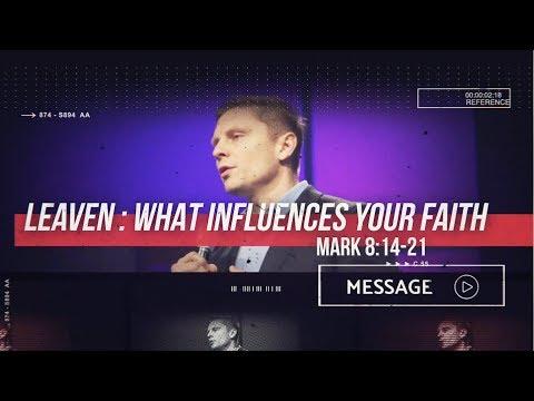 Jan 13th - DestinyYUMA - What Influences Your Faith