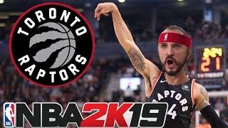 3 POINTER??? - NBA 2K19 - Raptors Career ep. 2