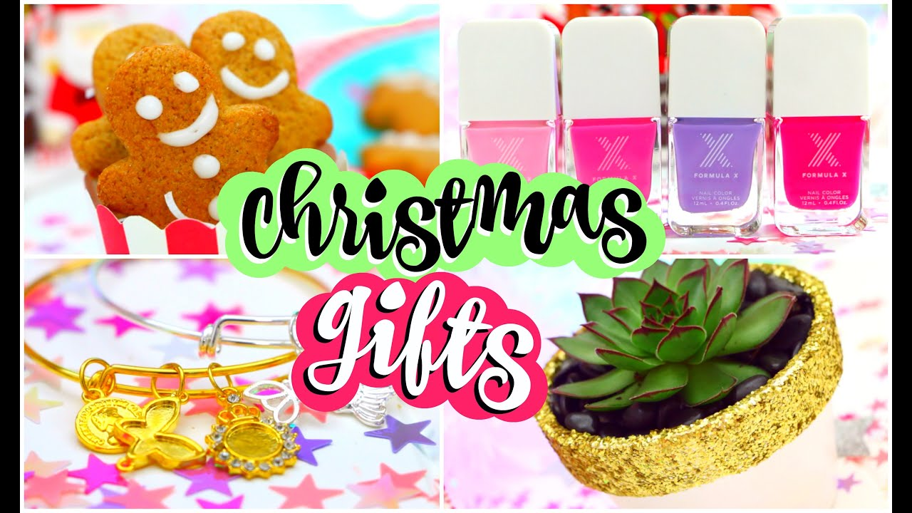 DIY Christmas Gifts! Easy DIY Gift Ideas Everyone Will LOVE ...