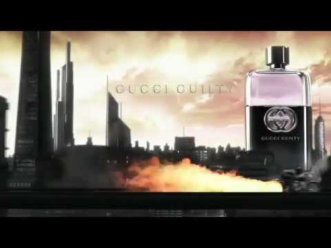 Gucci Guilty Pour Homme Commercial
