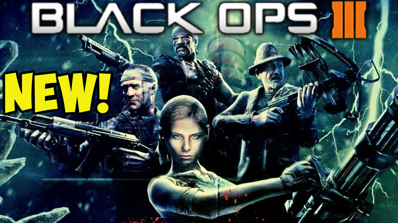 Black Ops 3 Zombies New Characters New Star Studded Crew In