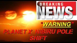PLANET X SYSTEM NIBIRU HERE!!   HUGE ORB OVER MURREN'