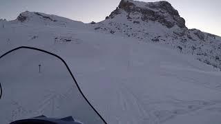 Ski Safari Day 3 Afternoon in Cortina