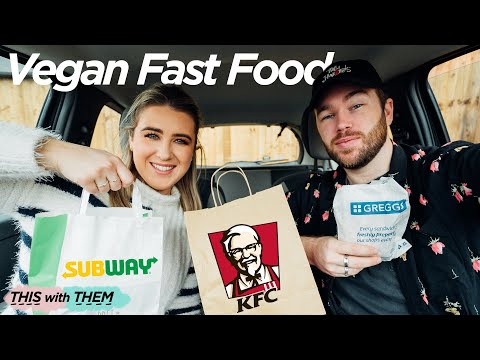 Trying New Vegan Fast Food: KFC, Subway & Greggs - This With Them - UC_b26zavaEoT1ZPkdeuHEQg