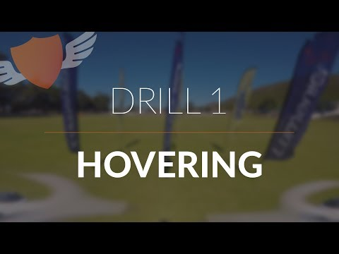 How-to Fly FPV Quadcopter/Drone // Beginner: Drill 1 // Hovering - UC7Y7CaQfwTZLNv-loRCe4pA