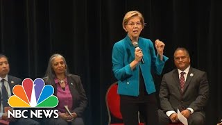Elizabeth Warren To Native American Leaders: 'I Am Sorry For Harm I Have Caused' | NBC News