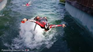 FLYBOARD® SHOW Official by ZR® 2016. Show demo