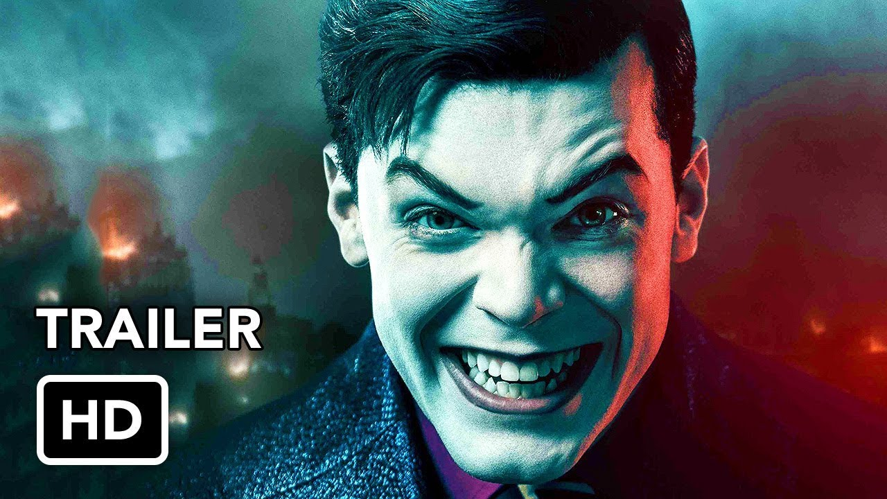 Gotham Season 5 Movie Trailer (HD) Final Season Thumbnail