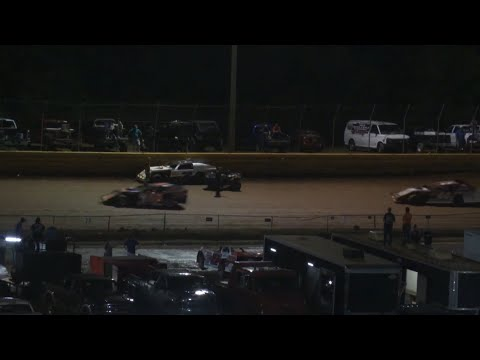 Open Wheel Modified at Lavonia Speedway July 16th 2021 - dirt track racing video image
