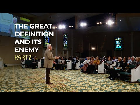 The Great Definition and Its Enemy, Part 2  Jesse Duplantis