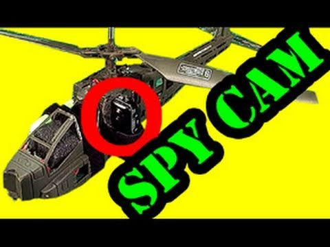 RC Helicopter Spy Cam Project - EASY - UCh-sQC1L3J7xicFO1Bo5DeQ
