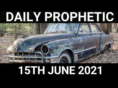Daily Prophetic Word 15 June 2021 1 of 1