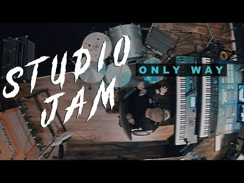Only Way  Studio Jam  Planetshakers Official Video