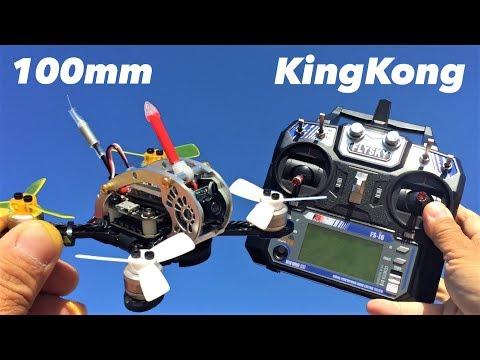 KINGKONG FLY EGG 100 100mm Mini FPV Racing Drone Flysky BNF - UC9l2p3EeqAQxO0e-NaZPCpA