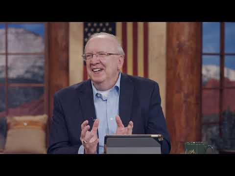 Charis Daily Live Bible Study: Greg Mohr - July 24, 2020