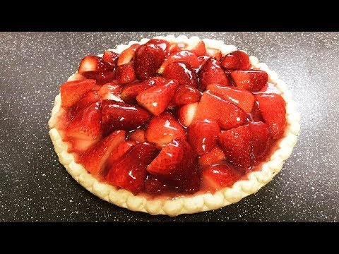 Homemade Strawberry Watermelon Pie | STRAWBERRY WATERMELON PIE - UCxWFay423FbCZ6-ot758-NA