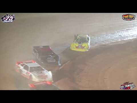 Schaffer's Oil Iron-Man Super Late Model Series @ I-75 Raceway   Feature (6-6-20) - dirt track racing video image