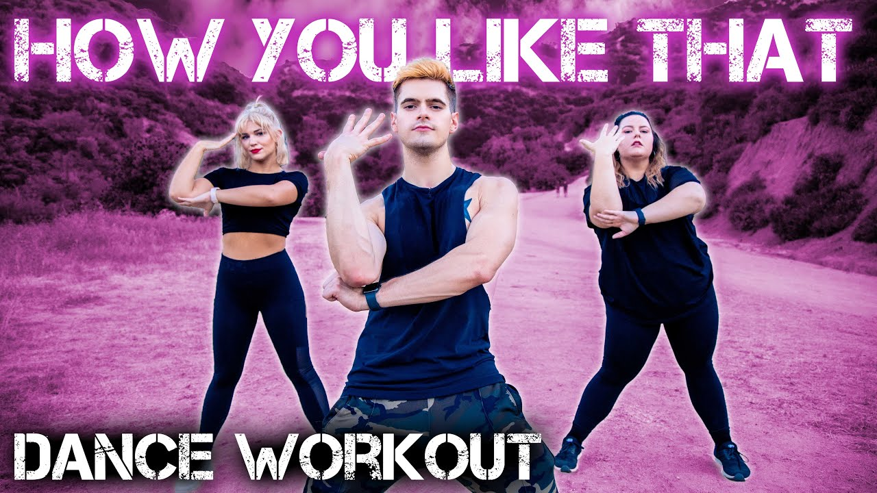 How You Like That – BLACKPINK | Caleb Marshall | Dance Workout