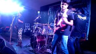 SKULLTURE India live n loud @MOHIT MANCHA - skullturethrash , Metal