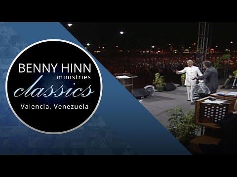 Benny Hinn Ministry Classic - Valencia, Venezuela 2007 Part 2