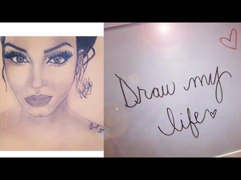 Draw My Life ♡ Still GlamorUs - UCcZ2nCUn7vSlMfY5PoH982Q