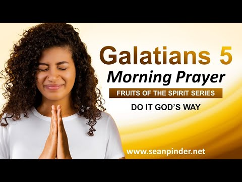 Do It GOD'S WAY - Morning Prayer