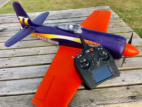 Rare Bear MAIDEN FLIGHT REVIEW with AS3X®, 880mm (EFL1250) - UCLqx43LM26ksQ_THrEZ7AcQ