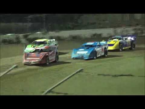 Super Sedans Feature - Brims Concrete Super Sedan Series Round 9 - Lismore Speedway - 13.01.18 - dirt track racing video image