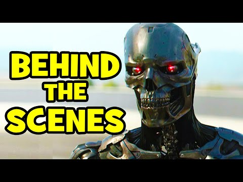 Making of TERMINATOR 6 DARK FATE Behind The Scene Clips & Bloopers - UCS5C4dC1Vc3EzgeDO-Wu3Mg