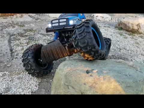 RC 4x4 HB Rally Car Rock Crawler 1:14 - UCxlqcjJ5xUT9cIcdG_9fjCg