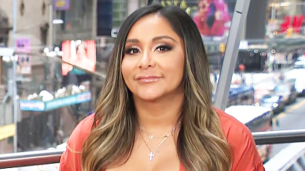 Nicole 'Snooki' Polizzi Says She 'Cried Herself to Sleep' After Her 'Jersey Shore' Co-Star's Wedding