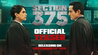 Video Trailer Section 375