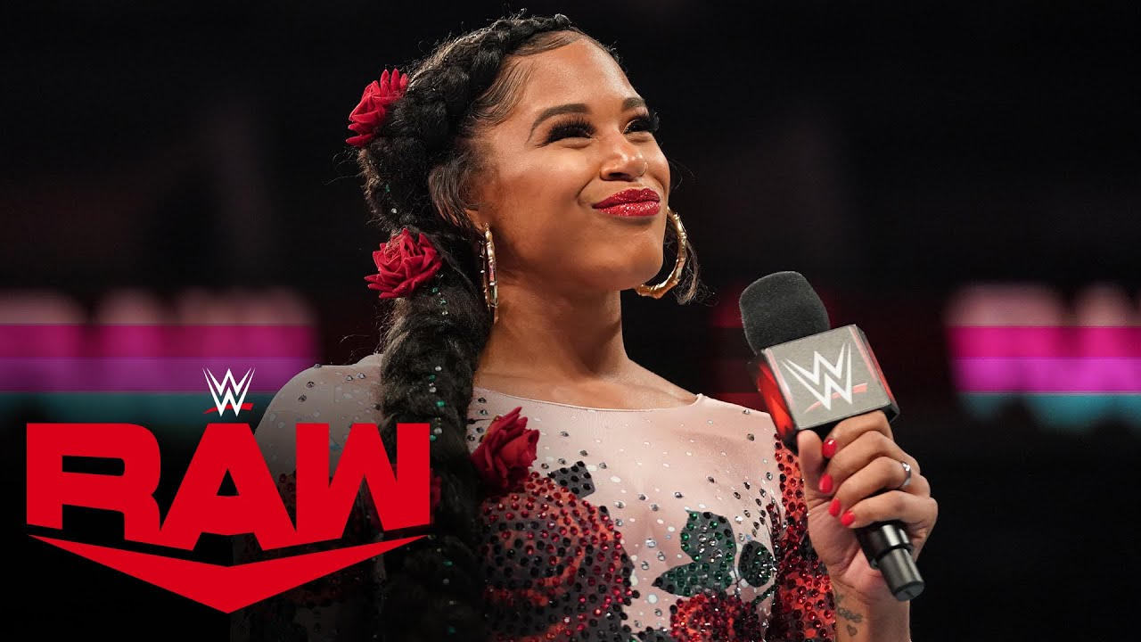 Bianca Belair wants to become a double champion at Charlotte Flair's expense: Raw, Oct. 18, 2021