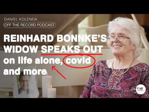 Reinhard Bonnkes Widow Speaks Out on Life Alone, COVID and More  Daniel Kolenda and Anni Bonnke