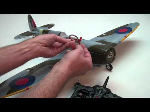 Building the AirField 800mm Spitfire RC Warbird by Jeff Part 2 - UCJZL9VSp8g5rRQXeumrEOEg